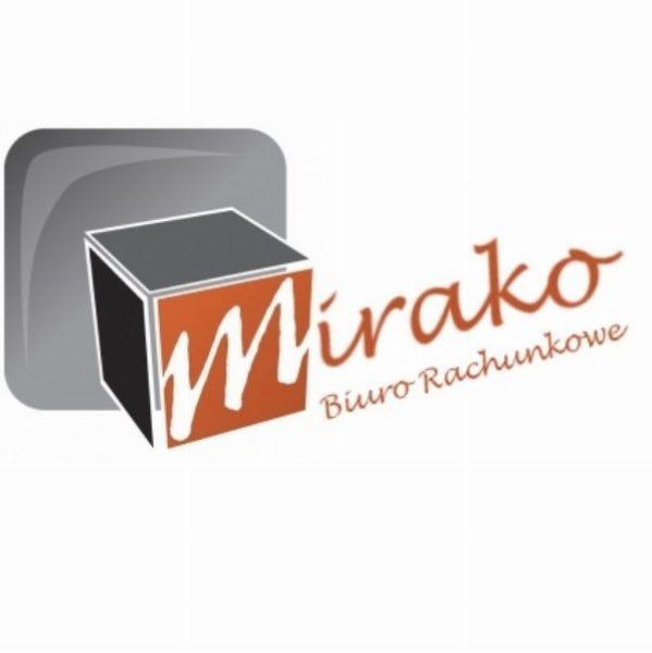 Logo Mirako Biuro Rachunkowe